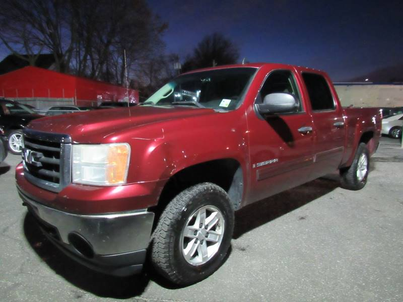 2008 Gmc Sierra 1500 2WD SLE1 4dr Crew Cab 5 8 ft  SB In Rockville     Contact