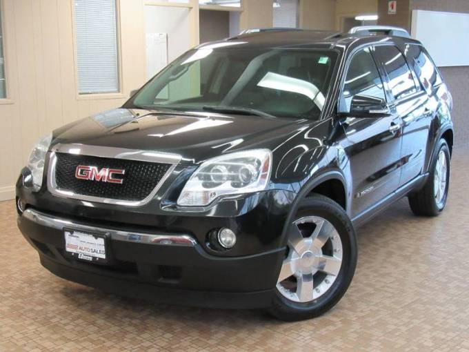 2008 GMC Acadia SLT 1 In Skokie IL   Redefined Auto Sales 2008 GMC Acadia for sale at Redefined Auto Sales in Skokie IL