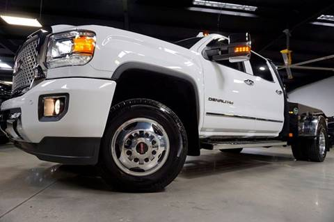 Used Cars Houston Used Commercial Trucks For Sale Alief TX Barker TX     2016 GMC Sierra 3500HD