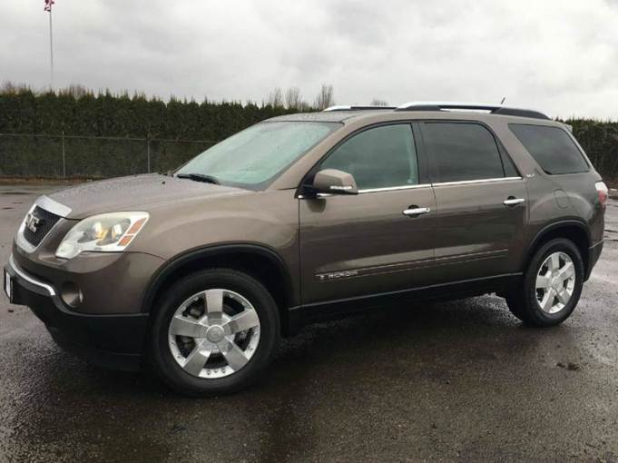 2008 GMC Acadia In Woodburn OR   Xtreme Truck Sales 2008 GMC Acadia for sale at Xtreme Truck Sales in Woodburn OR