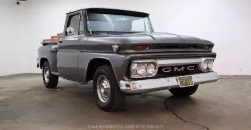 GMC Classic Trucks for Sale   Classics on Autotrader 1965 GMC Pickup for sale 100926320