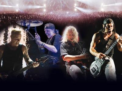 Kupte si vstupenky na Metallica: WorldWired Tour v Letiště Letňany v 18.08.2019 na LiveNation ...