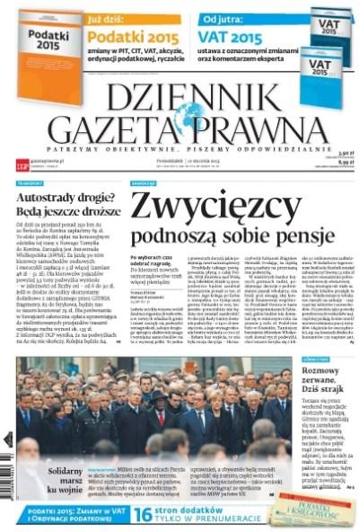 e-Kiosk.pl - Dziennik Gazeta Prawna 12.01.2015 (6)