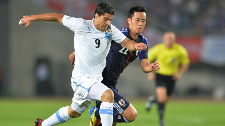 Match Report - Japan 2 - 4 Uruguay | 14 Aug 2013