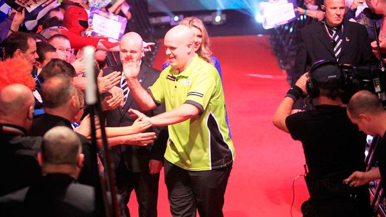 Grand Slam results | Darts News | Sky Sports