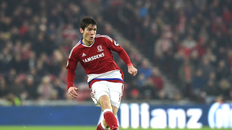 Middlesbrough interim boss Steve Agnew impressed by midfielder Marten de Roon | Football News ...