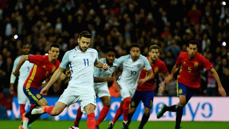 England 2 - 2 Spain - Match Report & Highlights