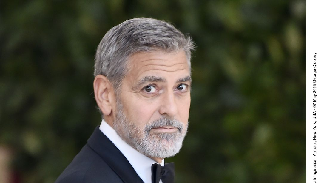 George Clooney  recovering at home  after motorbike accident in Sardinia