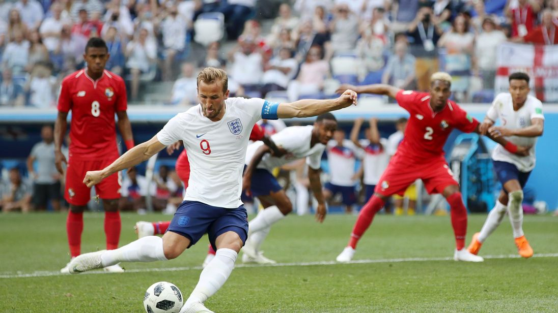 England captain Harry Kane wins Golden Boot as World Cup ends