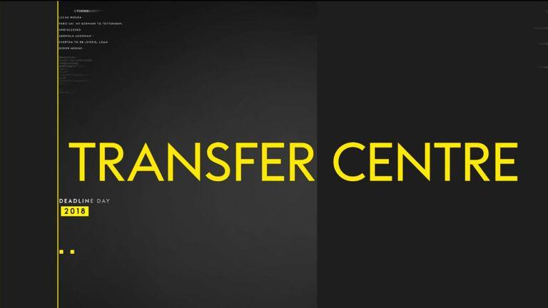 Transfer Centre | Video | Watch TV Show | Sky Sports
