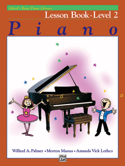 Alfred's Basic Piano Course - Lesson Book (Level 2) Sheet Music By Willard A. Palmer - Sheet ...