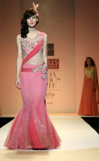 Wills Lifestyle India fashion show, New Delhi -   The ...