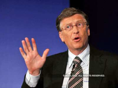 Bill Gates - Here's a look at 10 richest tech billionaires in the world | The Economic Times