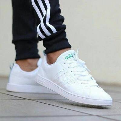 Adidas Neo Advantage Full White kenmore-cleaning.co.uk