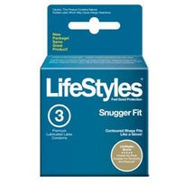 Amazon.com: LifeStyles Snugger Fit Condoms- 12pk: Health ...