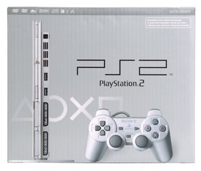 PlayStation 2 Console – Silver | Recomended Products