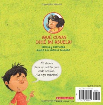 Qué cosas dice mi abuela: (Spanish language edition of The ...