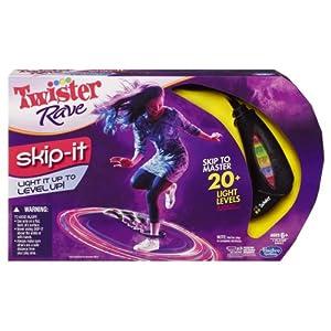 Amazon.com: Twister Rave Skip It Game: Toys & Games