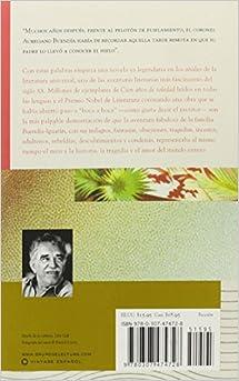 Amazon.com: Cien años de soledad (Spanish Edition ...