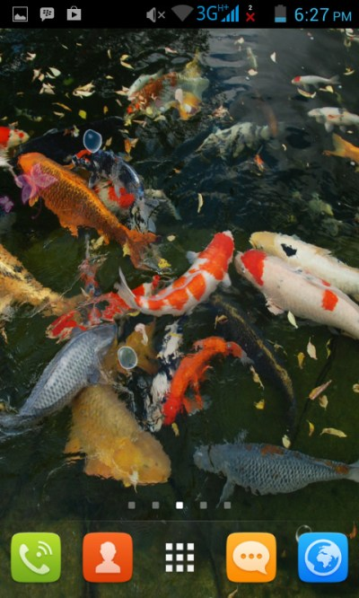 Amazon.com: Koi Pond Live Wallpaper Free: Appstore for Android