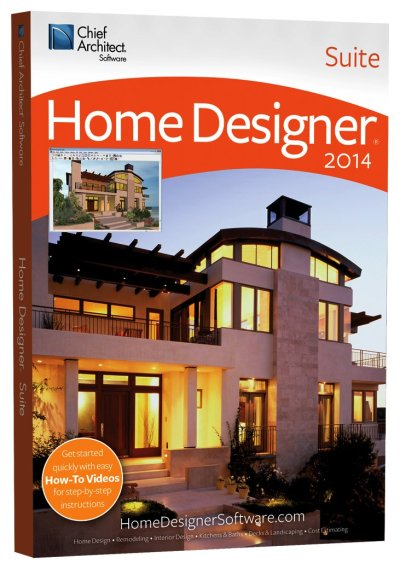 HOUSE DESIGN MODELS: Home Designer Suite 2014 by Chief ...
