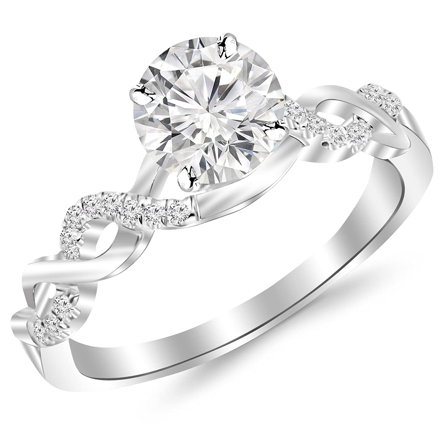infinity wedding rings australia jared wedding rings Infinity wedding rings australia