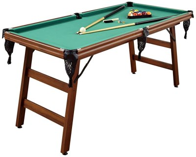 Home Styles The Real Shooter 6-Feet Pool Table ...