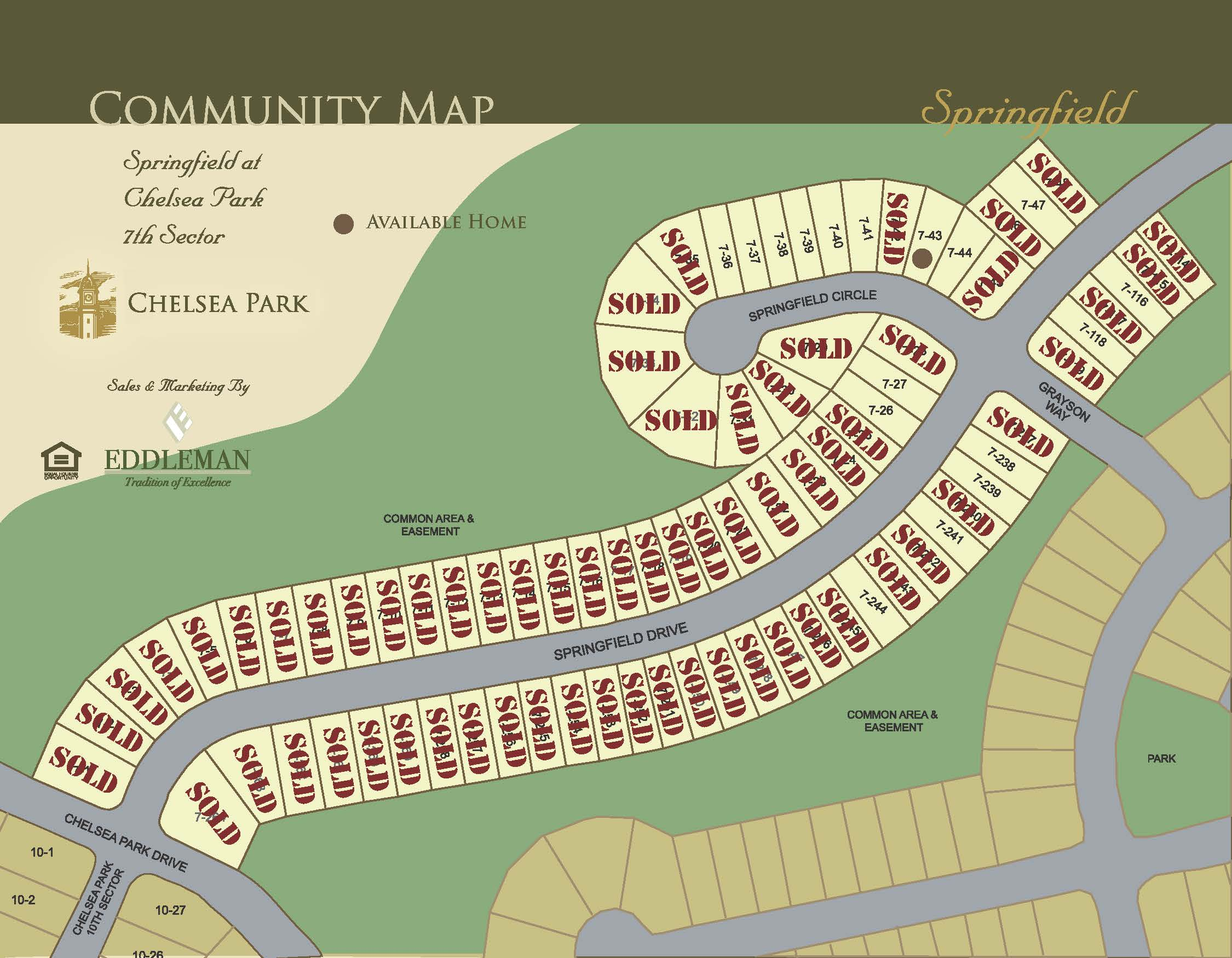 Chelsea Park Site Maps   Eddleman Residential Click to open image  Click to open image