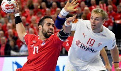 Con una derrota ante Dinamarca comenzó la participación de Chile en el Mundial de Handball – El ...
