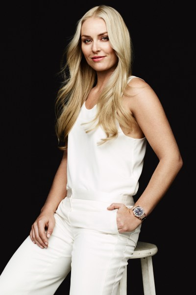 Inspiring Stories: Lindsey Vonn