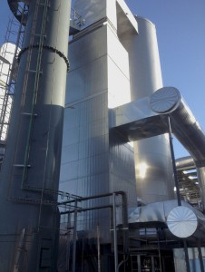 Flue gas recirculation outlet from boiler preheater | E & M Combustion