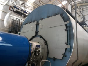 Combustion equipment | Burner | packaging paper E&M Combustion