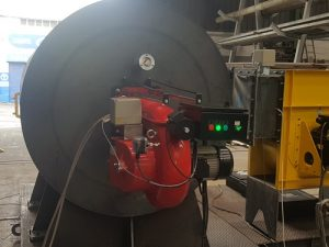 Hot gas generator | combustion chamber | cement plant