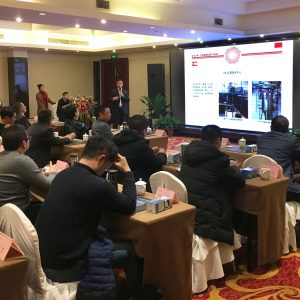 E&M Combustion presents in Jiangsu its innovative industrial combustion equipment