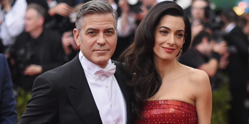 George Clooney opens up about his and Amal s parenting beliefs amal clooney