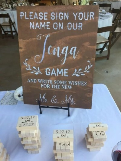 15 Trending Wedding Guest Book Sign-in Table Decoration ...