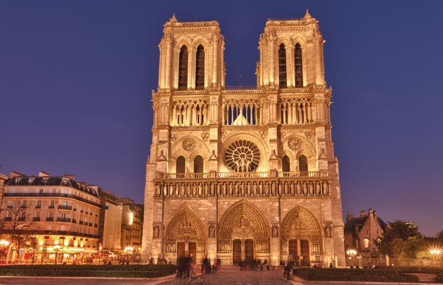 Discovering Paris   Paris tourist office   Official website Cath    drale Notre Dame de Paris      Thinkstock