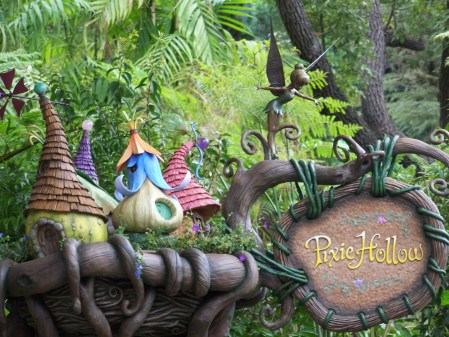 Pixie Hollow Where Is The Never Unicorn