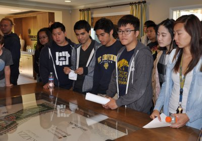 CEE Students Connect Concepts to Applications on Field Trip | The Henry Samueli School of ...