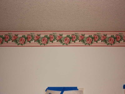 Wallpaper Borders For Living Room 18 Ideas - EnhancedHomes.org