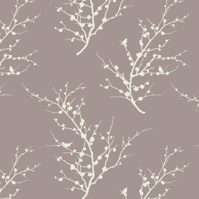 Edie Champagne Removable Wallpaper by Tempaper - RosenberryRooms.com