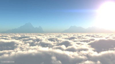 Above the Clouds wallpaper | 1600x900 | #1670