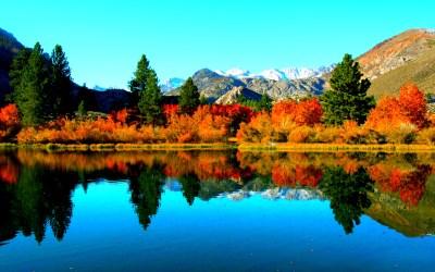 Autumn lake wallpaper | 1920x1200 | #29049