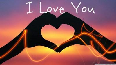 I Love You wallpaper | 1600x900 | #43292
