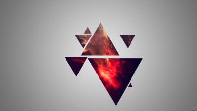 Triangle wallpaper | 2560x1440 | #44575