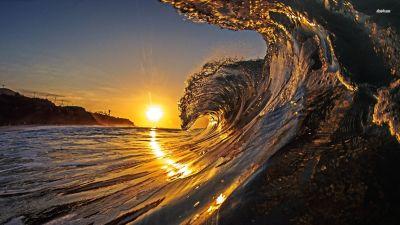 Wave wallpaper   1920x1080   #37145