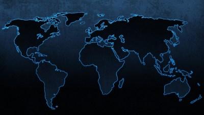 World Map wallpaper | 1920x1080 | #55897