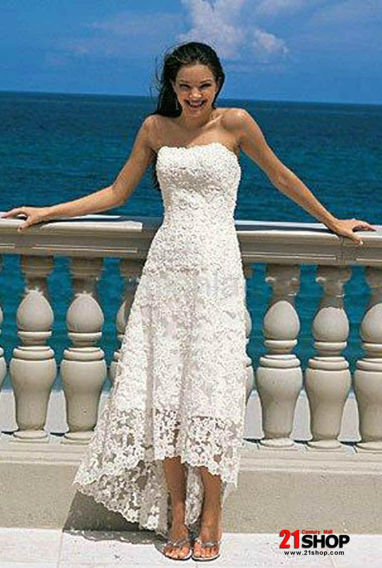 plus size wedding dresses white beach wedding dress Image Image Image