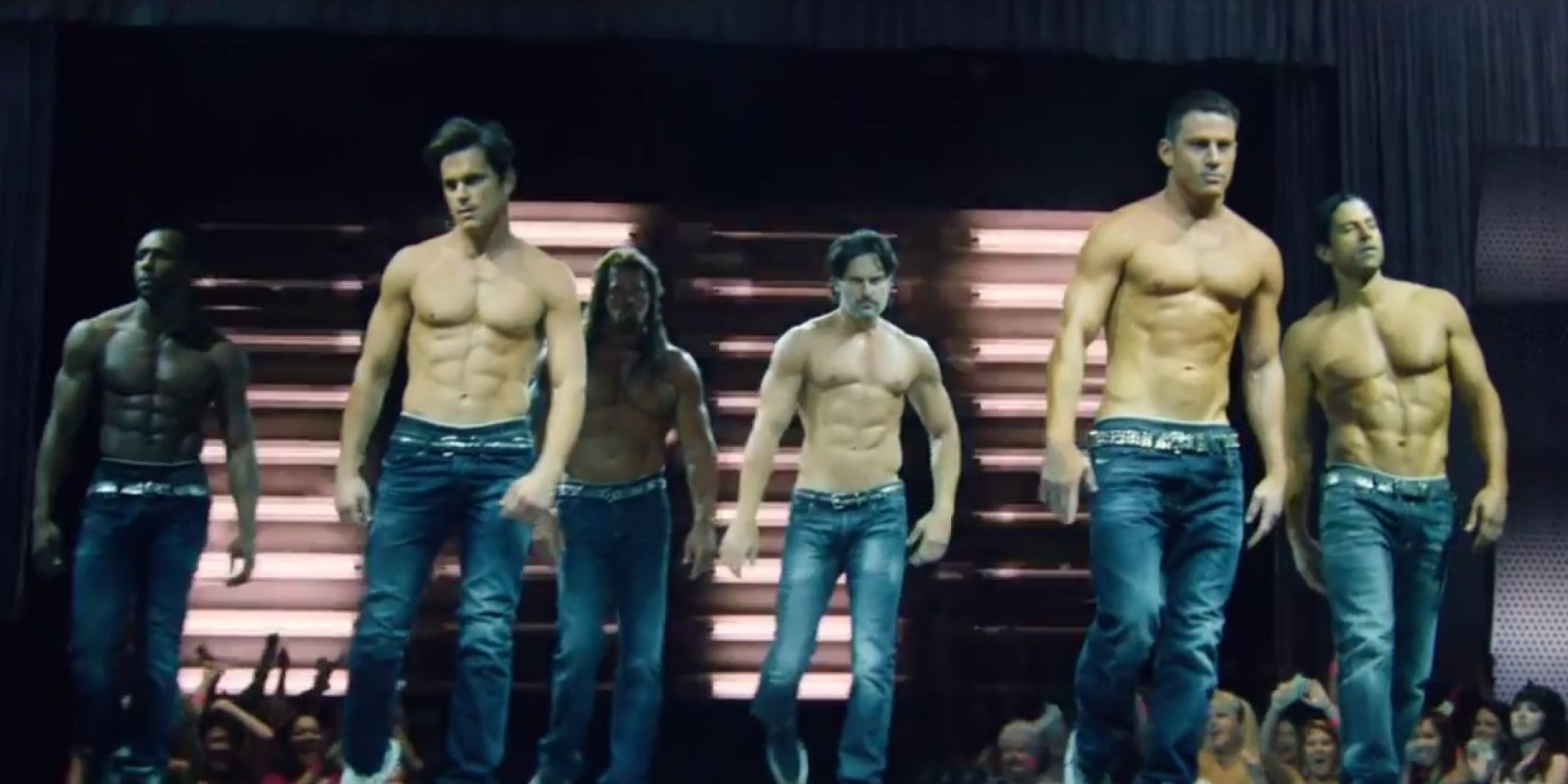 Movie Review  MAGIC MIKE XXL      The Channing Tatum Stripper Film     magicmikexxl1