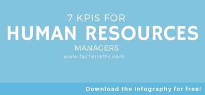 7 Key Indicators of Human Resources - HR KPI - Factorial